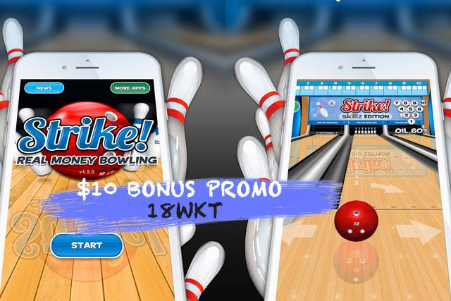 skillz strike promo code