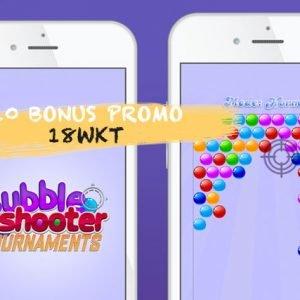 Skillz bubble shooter promo code