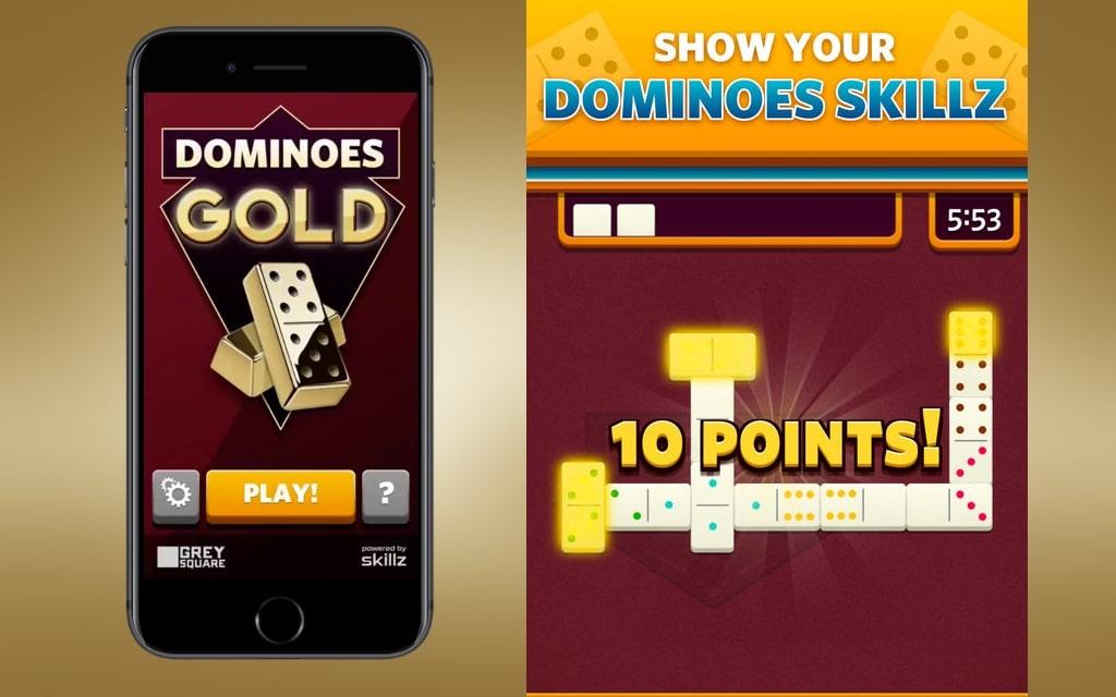 Dominoes Gold gameplay