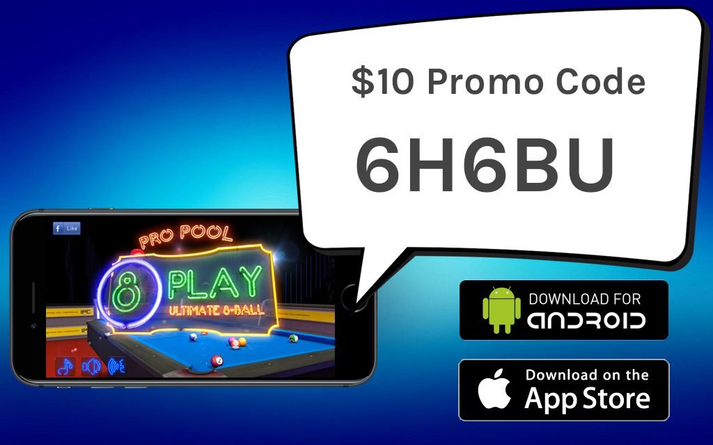Real Money Pool Promo Code