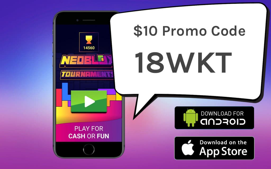 Neoblox Tournaments Promo Code